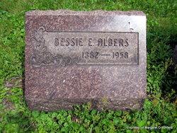 Bessie E Albers
