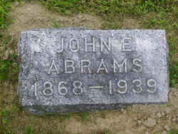 John Edgar Abrams