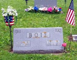 Fred J. Boie