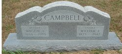 Maggie Lena <i>Lyles</i> Campbell