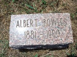 Albert Bowles
