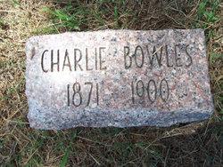 Charlie Bowles