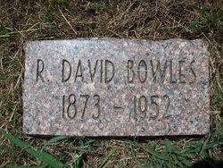 Reuben David Bowles