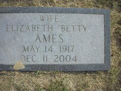 Elizabeth Betty <i>Stetson</i> Ames