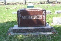 Bertha Mae <i>Berry</i> Anderson