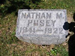Nathan M Pusey