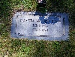 Patricia <i>McCord</i> Pusey