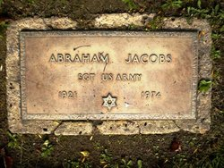 Sgt Abraham Jacobs