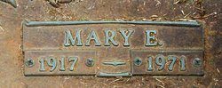 Mary E <i>Arnold</i> Longabaugh
