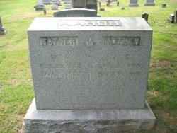 Martha Ellen <i>Thornton</i> Aaron
