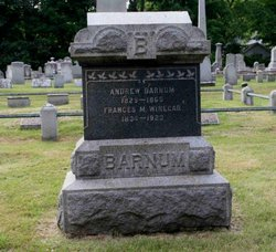 Frances M. <i>Winegar</i> Barnum