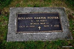 Rolland Harper Foster