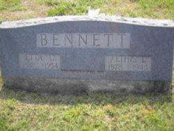 Althis L Bennett