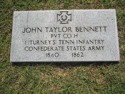 John Taylor Bennett