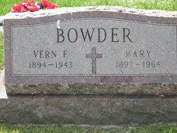 Mary <i>Reischl</i> Bowder