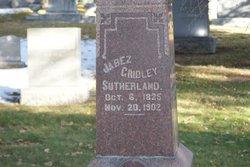 Jabez Gridley Sutherland