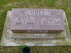 Vella <i>Thomson</i> Holt