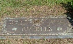 Myrtle Nannie <i>Apple</i> Peebles
