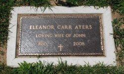 Eleanor Carr Ayers