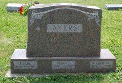 Mary E. <i>Ross</i> Ayers