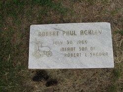 Robert Paul Ackley