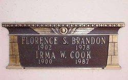 Florence S. Brandon