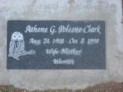 Athene G. <i>Polcene</i> Clark