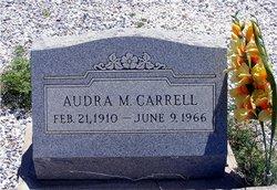 Audra Mae <i>Thomas</i> Carrell