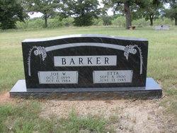 Joseph Lee Barker