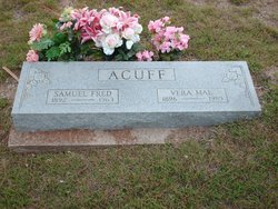 Samuel Frederick Fred Acuff