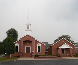 Lake Bowen Baptist Church Cemetery