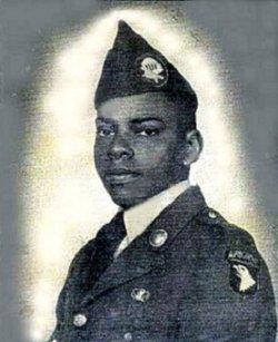 Sgt Linwood McCoy Holmes