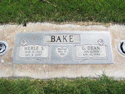 George Dean Bake