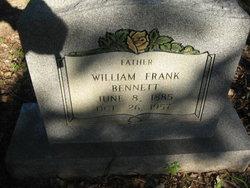 William Frank Bennett
