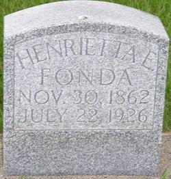 Henrietta A <i>Eppens</i> Fonda
