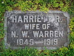 Harriett Roxanna <i>Vail</i> Warren