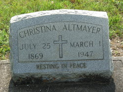 Christina Altmayer