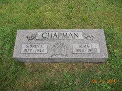 Alma F Chapman