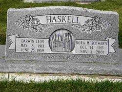 Darwin Leon Haskell