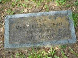 Mary Ellen <i>Tarpley</i> Dean