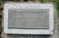 Franklin Monroe Frank Preston