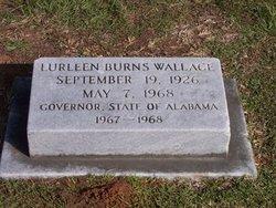 Lurleen Brigham <i>Burns</i> Wallace