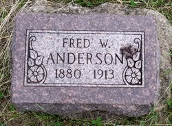 Alfred William Fred Anderson