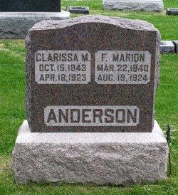 Francis Marion Anderson