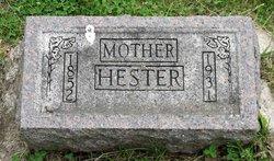 Hester A. <i>Hawk</i> Anderson