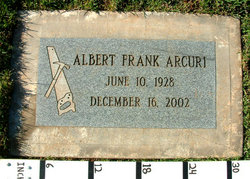 Albert Frank Arcuri
