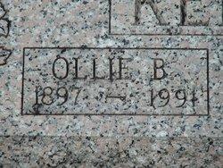 Ollie Byrd <i>LeGrand</i> Kelley