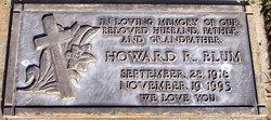 Howard Russell Blum