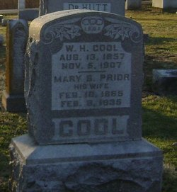 Mary S. <i>Prior</i> Cool