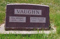 Etta Ellen <i>Pomeroy</i> Vaughn